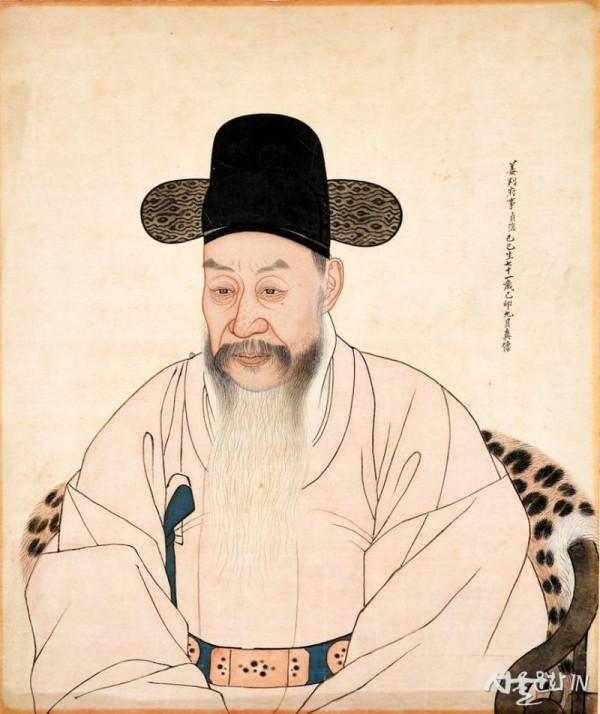 도4. 작가미상, 강노 초상, 조선 1879, 종이에 색, 신수51748.jpg