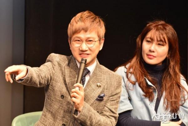 스윗스로우 김영우, 푸른곰팡이 조동희 1.jpg