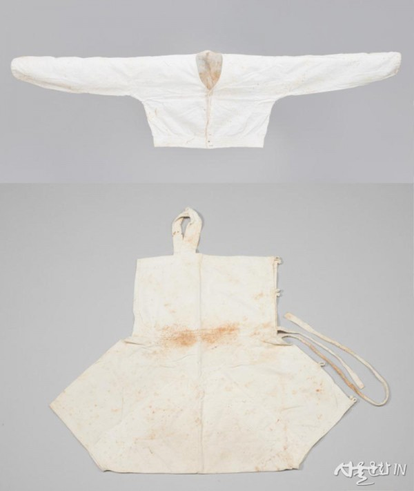 적삼과 소중이, 20세기, 일본 국립역사민속박물관.jpg