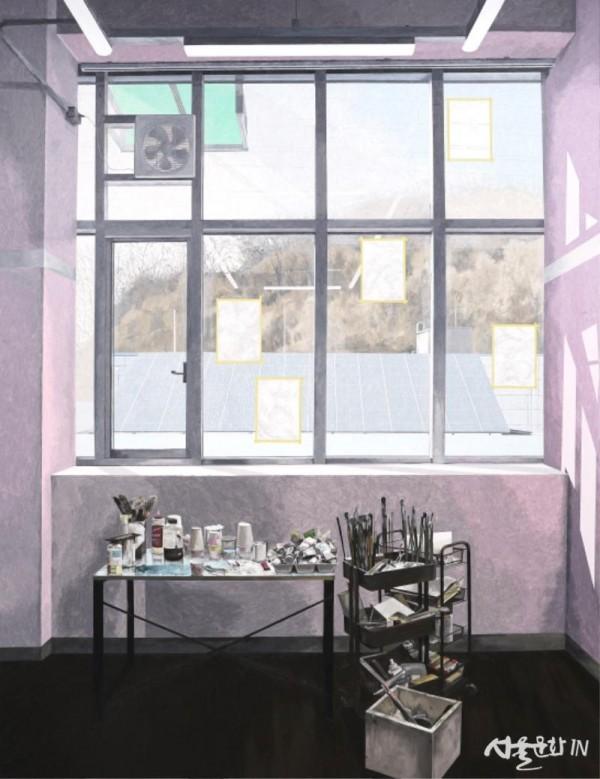 Workroom01, oil on canvas, 259x193cm, 2019.jpg