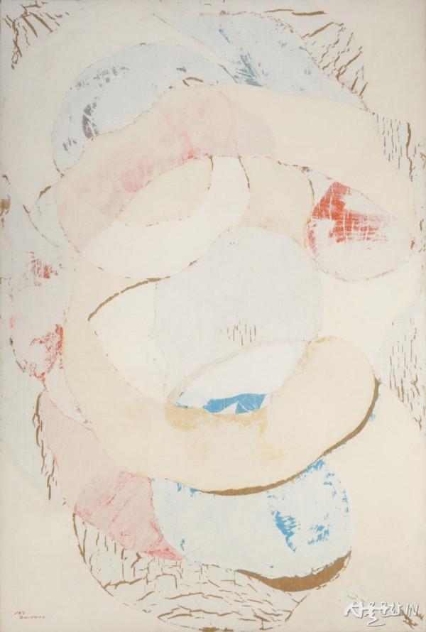 04) 작품 G-3, 1972, 캔버스에 유채, 190×131cm. 국립현대미술관 소장..jpg