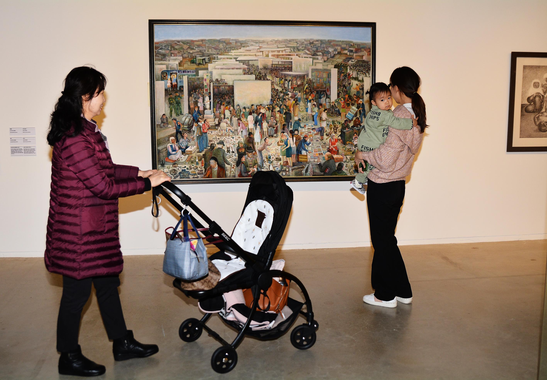 [전시] 국내 최초 카자흐스탄 근·현대미술을 소개하는 특별한 전시