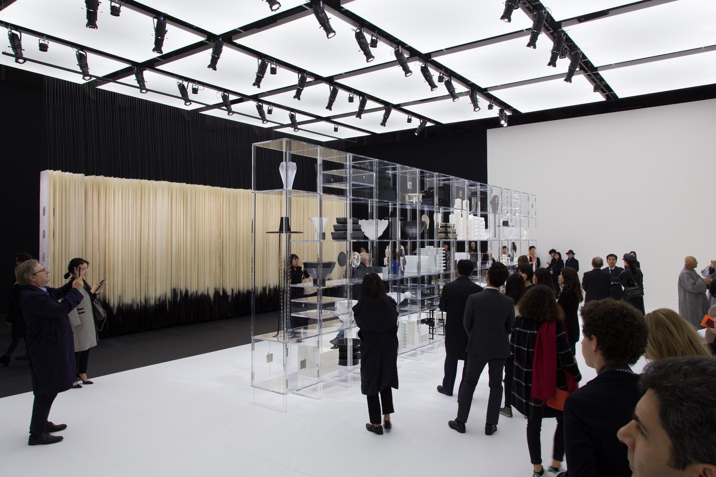 밀라노 디자인 위크에 한국 공예품을 알리다.
