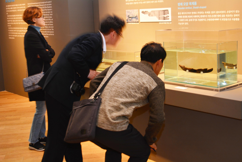 한성백제박물관에서 만나는 '경주 월성' 발굴 유물들