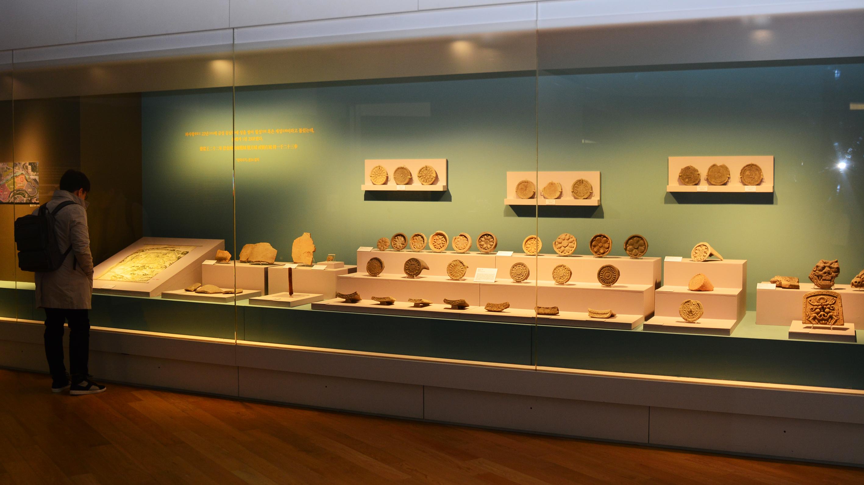 [전시장 스케치] 한성백제박물관에서 만나는 '경주 월성' 발굴 유물, <한성에서 만나는 신라 월성> ②