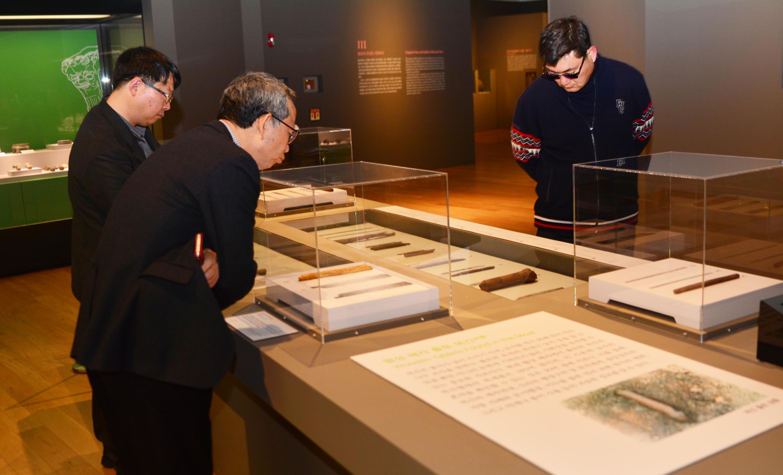 [전시장 스케치] 한성백제박물관에서 만나는 '경주 월성' 발굴 유물, <한성에서 만나는 신라 월성> ③