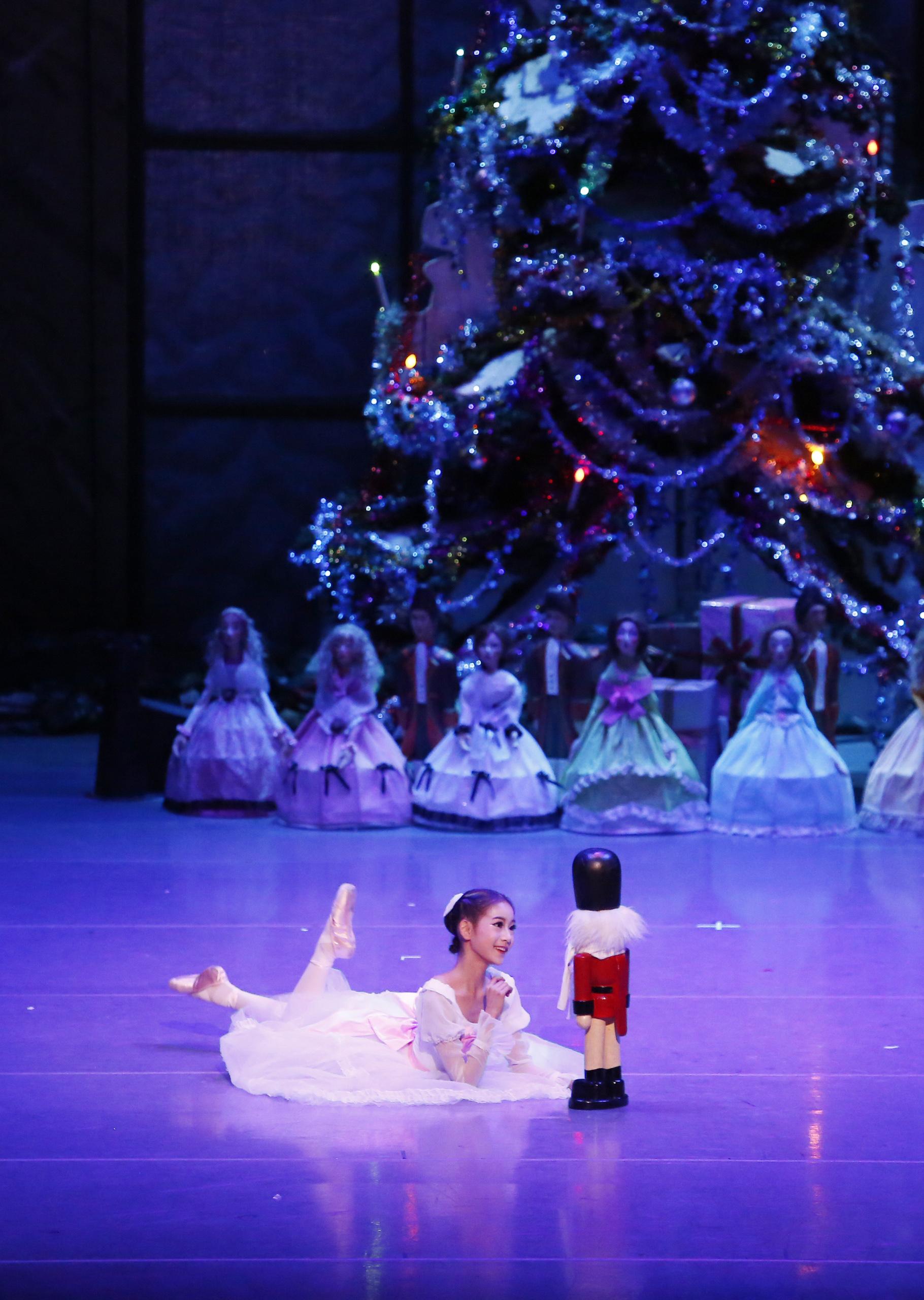 [공연] 12월, 국립발레단과 유니버설발레단이 선사하는 스테디셀러 발레 <호두까기인형>