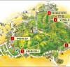 관광명소 남산공원에 지난 해 몇 명이 방문했을까?