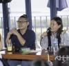 여행작가 김은덕·백종민 부부와 운남중학생들과 함께 한 멘토링 인민소풍