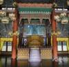 세계문화유산 창덕궁의 '인정전' 내부관람 실시