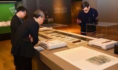 [전시장 스케치] 한성백제박물관에서 만나는 '경주 월성' 발굴 유물,  ③