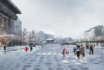 광화문광장, 2021년 역사성과 광장중심으로 회복