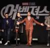 """로버트 다우니 주니어 """"마블시리즈를 하고 나서 저의 인생이 바뀌었다. 이런 기회를 준 한국 팬에게 감사"""""""