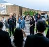 베니스 비엔날레의 국립현대미술관의 《기울어진 풍경들》, 《윤형근》전 개막