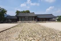 조선 시대 가장 규모가 큰 객사 '나주 금성관' 보물이 되다.
