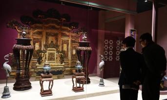 [박물관] 청 황실의 발원지 '심양 고궁'의 황실 유물 국립고궁박물관을 찾다.