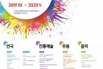 2019원로예술인공연지원사업 선정, 1, 2월 4개 장르 6작품 선보여