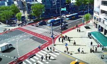자전거로 서울 어디든 편하게 달릴 수 있게 된다.