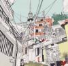 [전시] 청년작가 4인... 한강, 서울타워, 명동거리, DDP 등 서울의 명소 풍경을 작품으로