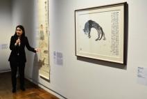 왜 서예는 현대미술관에서 볼 수 없었나... 현대미술의 정의는 무엇인가.