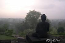 [여행이야기] 이슬람의 나라 인도네시아의 세계보물 불교, 힌두사원