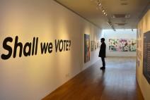 한 표의 무게, 예술로 알리다. 'VOTE KOREA 2020'
