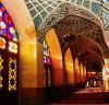 [여행스케치] 이란-쉬라즈, 빛의 사원... 나시르 알 물크 모스크