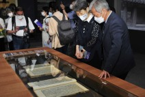 [박물관] 지난 3년간 어떤 유물이 국보, 보물로 지정되었나.