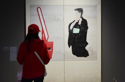 [미술관] 20세기 대표 여성작가 박래현의 편견을 씻다.
