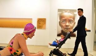 [현장포토] 전 세계 미술시장을 살펴볼 수 있는 한국국제아트페어(KIAF 2018)
